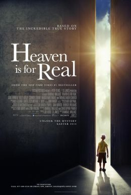 "Постер к фильму ""Небеса реальны"" /Heaven Is for Real/ (2014)"