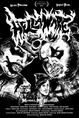 "Постер к фильму ""Hellaware"" /Hellaware/ (2013)"