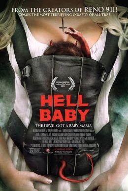 "Постер к фильму ""Адское дитя"" /Hell Baby/ (2013)"