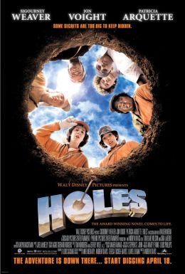 """Постер к фильму """"Клад"""" /Holes/ (2003)"""