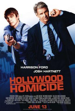 """Постер к фильму """"Голливудские копы"""" /Hollywood Homicide/ (2003)"""