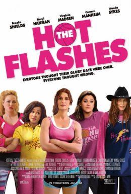 "Постер к фильму ""Приливы"" /The Hot Flashes/ (2013)"
