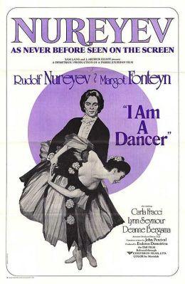 """Постер к фильму """"Я – танцор"""" /I Am a Dancer/ (1972)"""