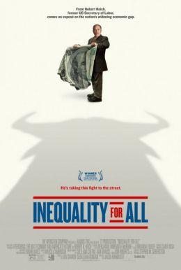 "Постер к фильму ""Inequality for All"" /Inequality for All/ (2013)"