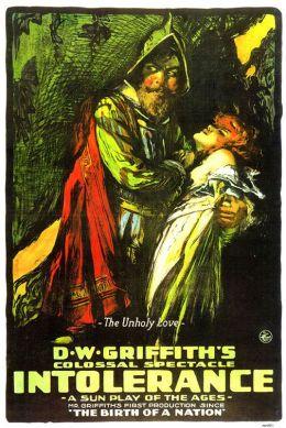 """Постер к фильму """"Нетерпимость"""" /Intolerance: Love's Struggle Throughout the Ages/ (1916)"""