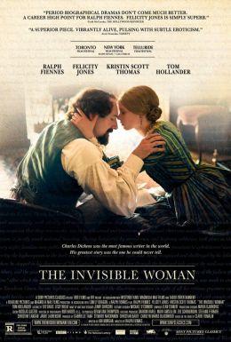 "Постер к фильму ""Невидимая женщина"" /The Invisible Woman/ (2013)"