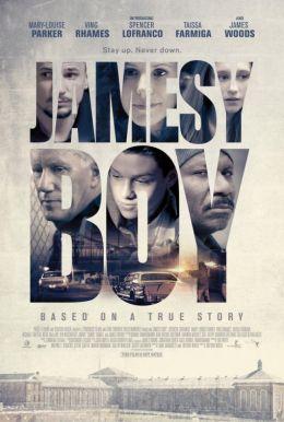 "Постер к фильму ""Jamesy Boy"" /Jamesy Boy/ (2013)"