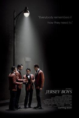 """Постер к фильму """"Парни из Джерси"""" /Jersey Boys/ (2014)"""