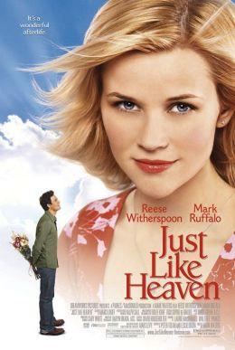 """Постер к фильму """"Между небом и землей"""" /Just Like Heaven/ (2005)"""