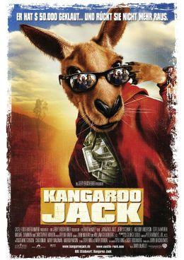 "Постер к фильму ""Кенгуру Джекпот"" /Kangaroo Jack/ (2003)"