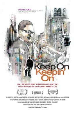 """Постер к фильму """"Keep on Keepin' On"""" /Keep on Keepin' On/ (2014)"""