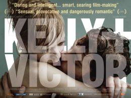"Постер к фильму ""Kelly + Victor"" /Kelly + Victor/ (2013)"