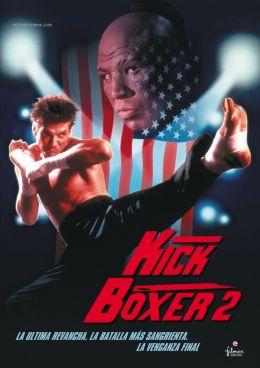 """Постер к фильму """"Кикбоксер 2: Дорога назад"""" /Kickboxer 2: The Road Back/ (1991)"""