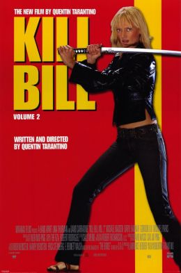 """Постер к фильму """"Убить Билла. Фильм 2"""" /Kill Bill: Vol. 2/ (2004)"""