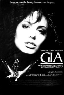 "Постер к фильму ""Джиа"" /Gia/ (1998)"