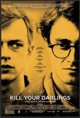 """Постер к фильму """"Убей своих любимых"""" /Kill Your Darlings/ (2013)"""