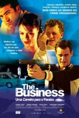 """Постер к фильму """"Конкретный бизнес"""" /The Business/ (2005)"""
