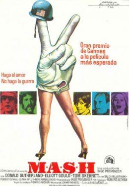 """Постер к фильму """"Военно-полевой госпиталь"""" /MASH/ (1970)"""