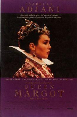 """Постер к фильму """"Королева Марго"""" /La reine Margot/ (1994)"""
