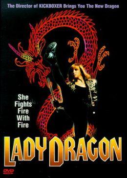 "Постер к фильму ""Леди-дракон"" /Lady Dragon/ (1992)"