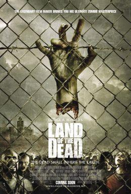 """Постер к фильму """"Земля мертвых"""" /Land of the Dead/ (2005)"""