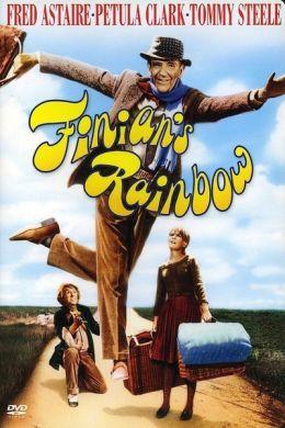 "Постер к фильму ""Радуга Финиана"" /Finian's Rainbow/ (1968)"
