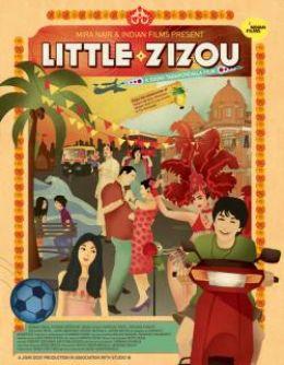 """Постер к фильму """"Маленькая Зизу"""" /Little Zizou/ (2008)"""