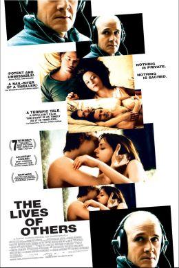 """Постер к фильму """"Жизнь других"""" /The Lives of Others/ (2006)"""