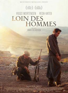 """Постер к фильму """"Вдалеке от людей"""" /Loin des hommes/ (2014)"""