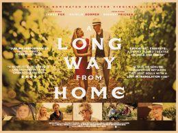 """Постер к фильму """"Вдали от дома"""" /A Long Way from Home/ (2013)"""