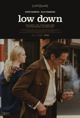 """Постер к фильму """"Совсем низко"""" /Low Down/ (2014)"""