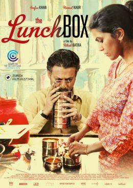 "Постер к фильму ""Ланчбокс"" /The Lunchbox/ (2013)"