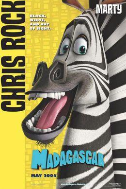 "Постер к фильму ""Мадагаскар"" /Madagascar/ (2005)"