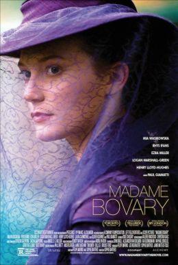 "Постер к фильму ""Госпожа Бовари"" /Madame Bovary/ (2014)"