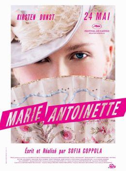 "Постер к фильму ""Мария-Антуанетта"" /Marie-Antoinette/ (2006)"