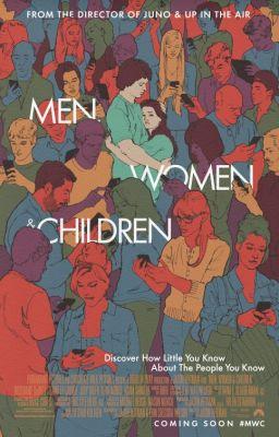"""Постер к фильму """"Мужчины, женщины и дети"""" /Men, Women & Children/ (2014)"""