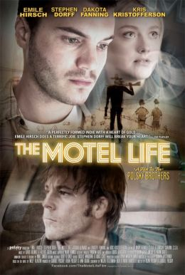 """Постер к фильму """"Жизнь в мотеле"""" /The Motel Life/ (2012)"""