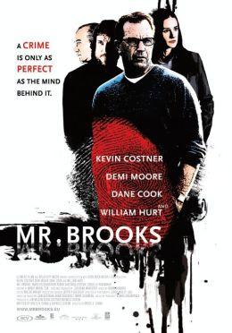 """Постер к фильму """"Кто вы, мистер Брукс?"""" /Mr. Brooks/ (2007)"""