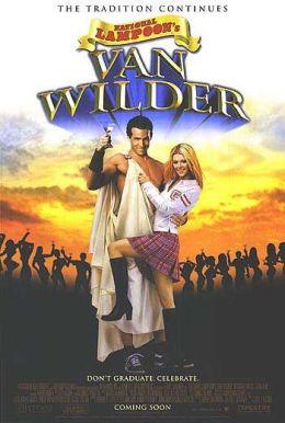 """Постер к фильму """"Король вечеринок"""" /Van Wilder: Party Liaison/ (2002)"""