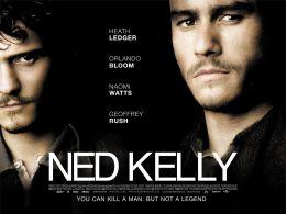"""Постер к фильму """"Банда Келли"""" /Ned Kelly/ (2003)"""
