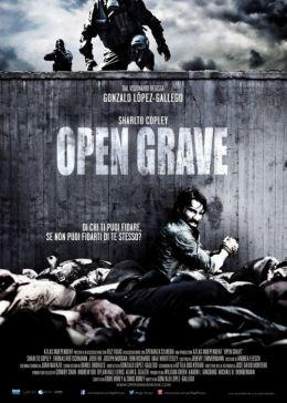 """Постер к фильму """"Открытая могила"""" /Open Grave/ (2013)"""
