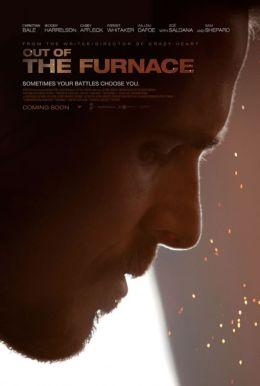 """Постер к фильму """"Из пекла"""" /Out of the Furnace/ (2013)"""