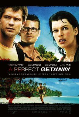 """Постер к фильму """"Идеальный побег"""" /A Perfect Getaway/ (2009)"""