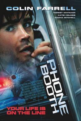 """Постер к фильму """"Телефонная будка"""" /Phone Booth/ (2002)"""
