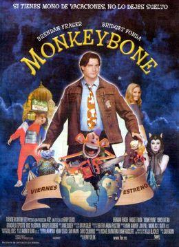 """Постер к фильму """"Обезьянья кость"""" /Monkeybone/ (2001)"""