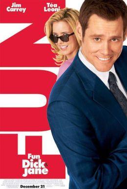 """Постер к фильму """"Аферисты Дик и Джейн"""" /Fun with Dick and Jane/ (2005)"""