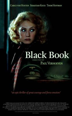 """Постер к фильму """"Черная книга"""" /Black Book/ (2006)"""