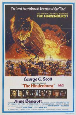 """Постер к фильму """"Гинденбург"""" /The Hindenburg/ (1975)"""