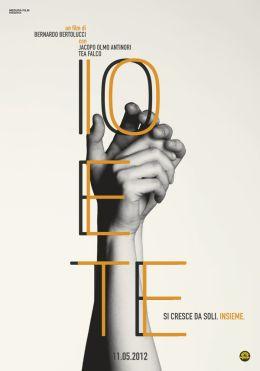 """Постер к фильму """"Ты и Я"""" /Io e te/ (2012)"""