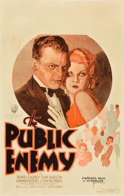 """Постер к фильму """"Враг общества"""" /The Public Enemy/ (1931)"""